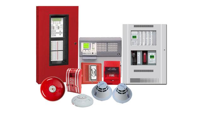 Types of Fire Alarm Control Panel